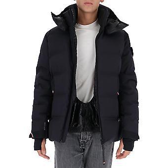 Moncler Grenoble 1a5164053066742 Men's Black Nylon Down Jacket