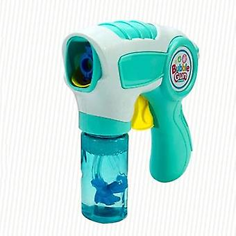 Magic Wand Bubble Blower- Electric Machine Outdoor Toy
