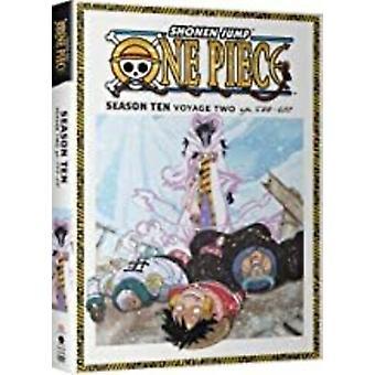 One Piece: Season Ten - Voyage Two [DVD] USA import