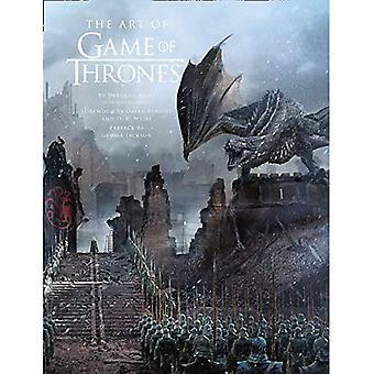 The Art of Game of Thrones: Den offisielle designboken fra sesong 1 til sesong 8