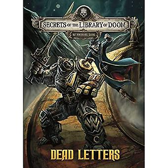 Dead Letters (Secrets of the Library of Doom)