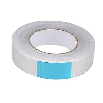 Silver Anti-Aging Radiation Protection Aluminum Foil Tape 30mmx50mx0.1mm
