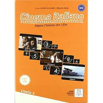 CINEMA ITALIANO 3 ALUM+DVD(9788861820982)