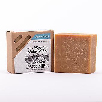 Agave sirup mýdlo