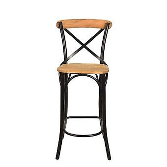 Bar stool Wood/Iron