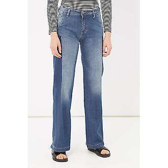 Please Blu Navy Pants & Jean