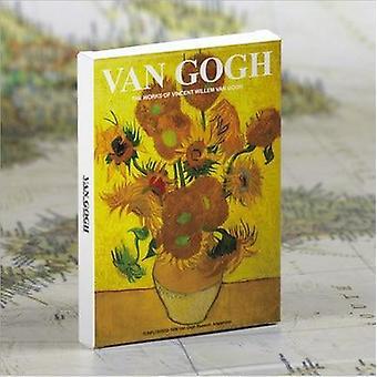 Van Gogh Postcard Vintage, Paintings Postcards/ Greeting/ Wish Card/ Fashion