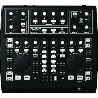 Behringer bcd3000 bcontrol deejay machine