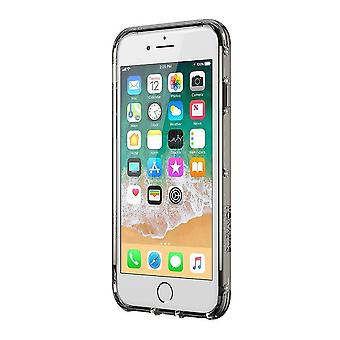 Griffin Survivor Clear Case Cover pour iPhone 8 Plus - Black Smokey Clear Colour