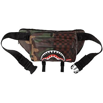 Sprayground Jungle Paris Cargo Cross Body