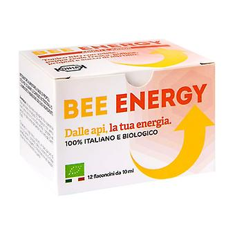 Propolit Bio Tonic Bio Bee Energy 12 vials of 10ml (Lemon - Honey)