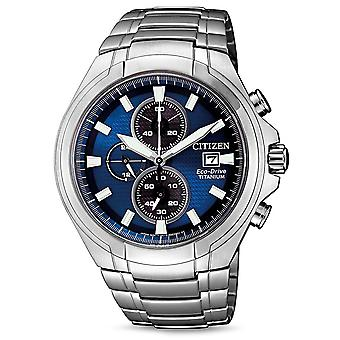 Mens Watch Citizen CA0700-86L, Quartzo, 43mm, 10ATM