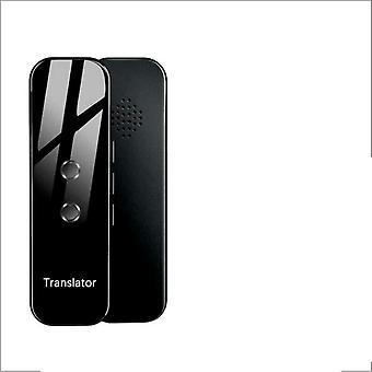 Tragbarer T8 Smart Voice Speech Multi Language Übersetzer