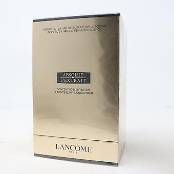 Lancome Absolue L'extrait Ultimate Elixir-Concentrate 1.0oz/30ml Nuovo con scatola
