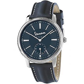 Vespa watch heritage piccolo secondo va-he02-ss-04bl-cp
