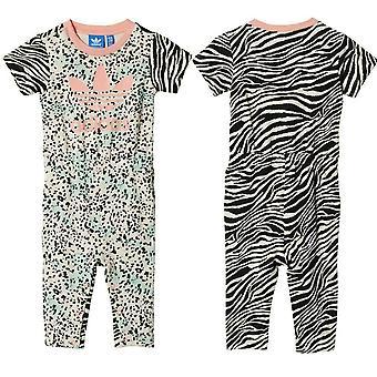 Adidas Originals Infants YWF Jumpsuit Multi One Piece AY8543