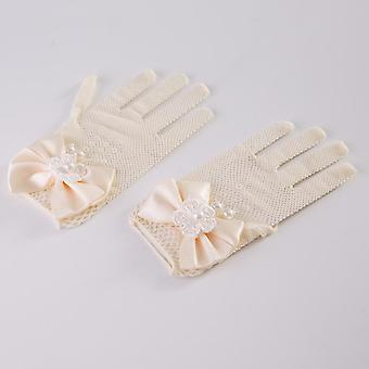Wedding Gloves Mesh Evening's Holiday Accessories