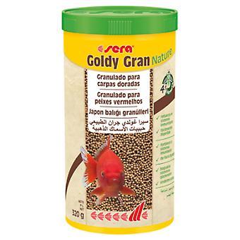 Sera Goldy Gran Nature lagoa (Peixe , Comida , Tanques , Comida , Água gelada)