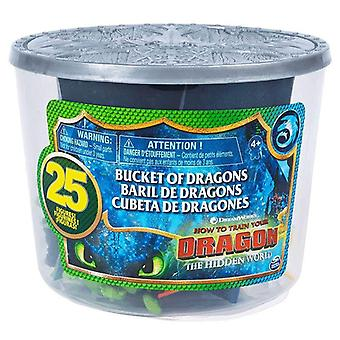 25-Pack How To Train Your Dragon