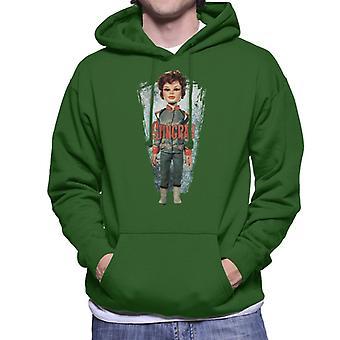 Stingray Commander Atlanta Shore Men's Hooded Sweatshirt
