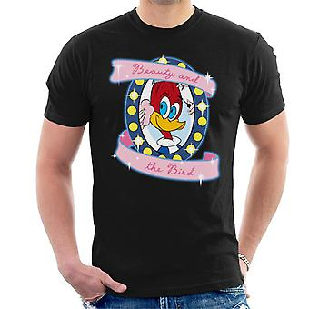 Woody Woodpecker Beauty And The Bird Men's T-Shirt