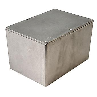 Hammond 1550F IP54 Diecast Aluminium Enclosure Natural (171 x 121 x 105mm)
