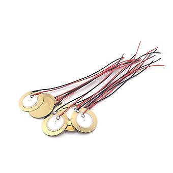圧電圧セラミックウエファープラット