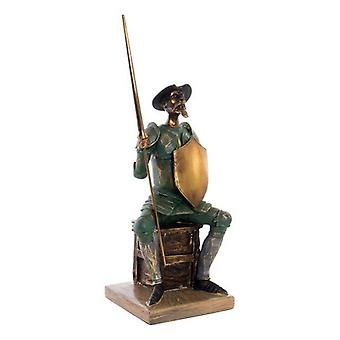 Dekorative Figur Dekodonia Harz (13 x 12 x 27 cm)