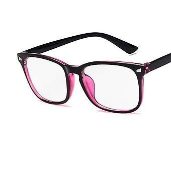 Anti Blue Light Rivet Eyeglasses