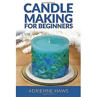 Fabricación de velas para principiantes
