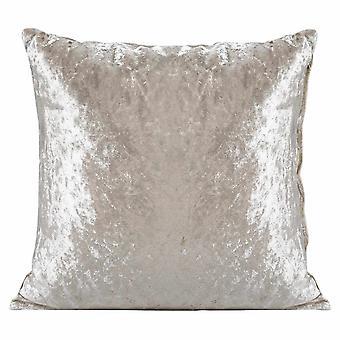 Elegant ice velvet pillowcase Polyester square pillowcase for sofa and bed 45x45cm