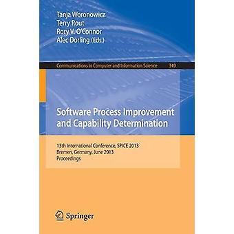 تحسين عملية البرمجيات وتحديد القدرة - 13th إنتر