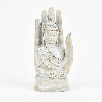 Widdop & Co. Buddha In Palm