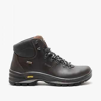 Grisport Fuse Mens Leather Trekking Boots Brown