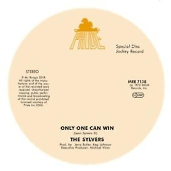 Sylvers - Only One Can Win / Fools Paradise [Vinyl] USA import