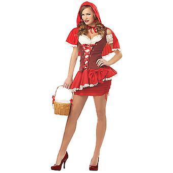 Red Riding Hood Storybook Fairytale Book Week Woman Costume