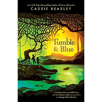 Tumble  Blue by Cassie Beasley