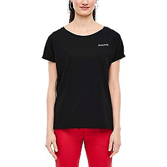 Q/S designed by - s.Oliver 510.10.002.12.130.2005905 T-Shirt, 99 d0, XS Donna