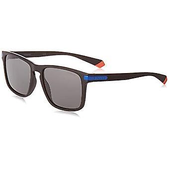 Polaroid Pld 2088/S Glasses, Mtblkblue, 55 Unisex-Adult