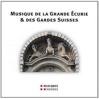 Various Artist - Musique De La Grande Ecurie & [CD] USA import