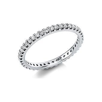 Luna Creation Promessa Ring Memoire voll 1V555W454-1 - Ringweite: 54