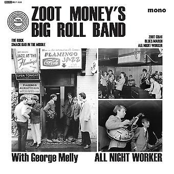 Zoot Moneys Big Roll Band – Hele natten Arbeider Vinyl