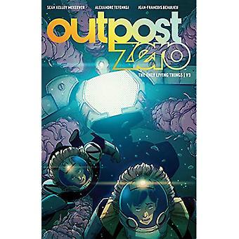 Outpost Zero Volume 3 de Sean McKeever (Broché, 2020)