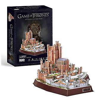 Game of Thrones Red Keep 3D Jigsaw Puzzle