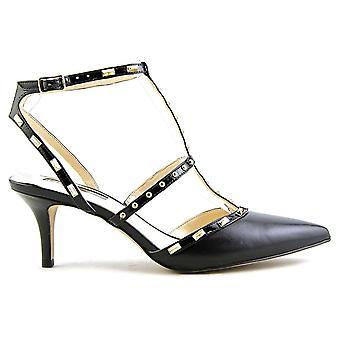 INC International Concepts Carma Women US 7 Black Heels