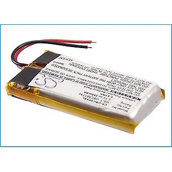 Wireless Headset Battery for Ultralife HS-7 UBC581730 UBC005 UBC581730 UBP005