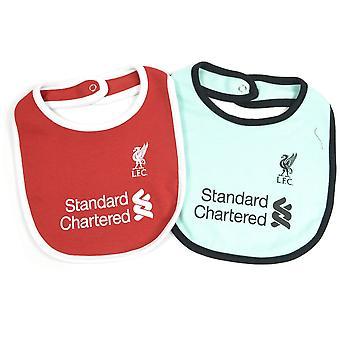 Liverpool Two Pack Bib Set 2020-21