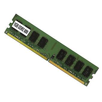 1 GB DDR2 a 800 MHz PC2-6400 escritorio de 240 pines sin ECC 1,8 V memoria RAM para ordenador