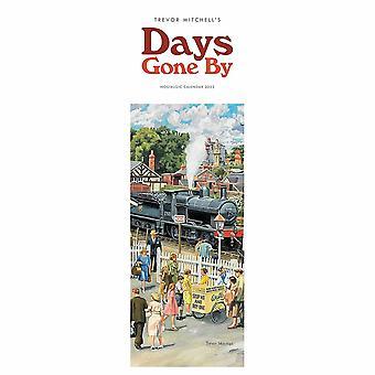 Otter House Days Gone By Nostalgia Av Trevor Mitchell Slim Calendar 2022