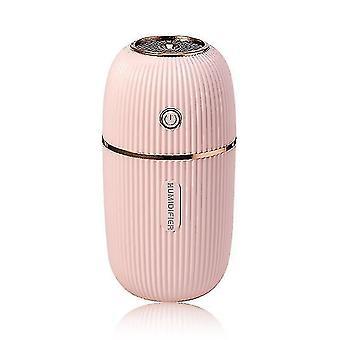 High quality humidifier 300ml ultrasonic usb color night lamp mist maker humidificador #4596